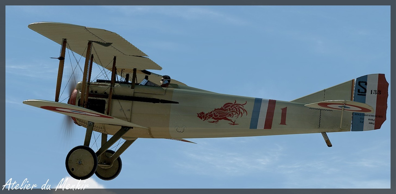 Spad VII C1 (150cv) - (DOWNLOAD) Spad7_N62_01s