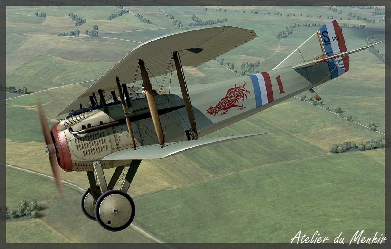 Spad VII C1 (150cv) - (DOWNLOAD) Spad7_N62_01w