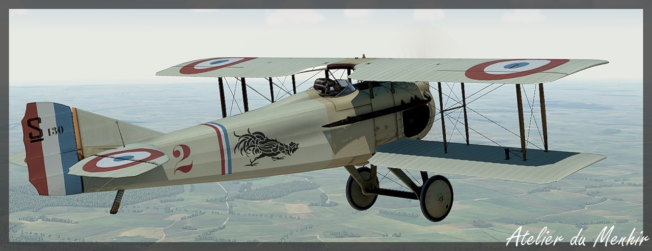 Spad VII C1 (150cv) - (DOWNLOAD) Spad7_N62_02s