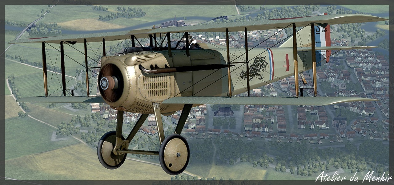 Spad VII C1 (150cv) - (DOWNLOAD) Spad7_N62_04w