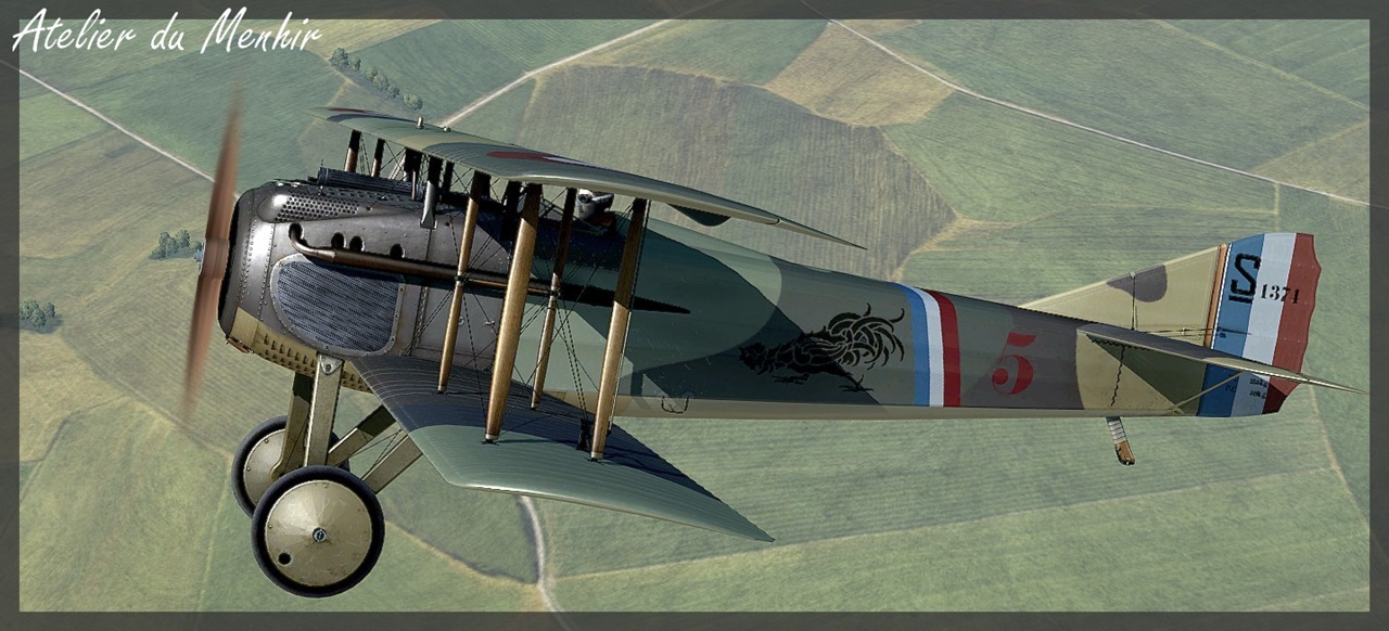 Spad VII C1 (150cv) - (DOWNLOAD) Spad7_N62_05s