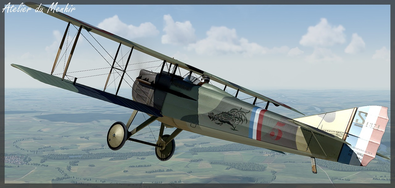 Spad VII C1 (150cv) - (DOWNLOAD) Spad7_N62_05w