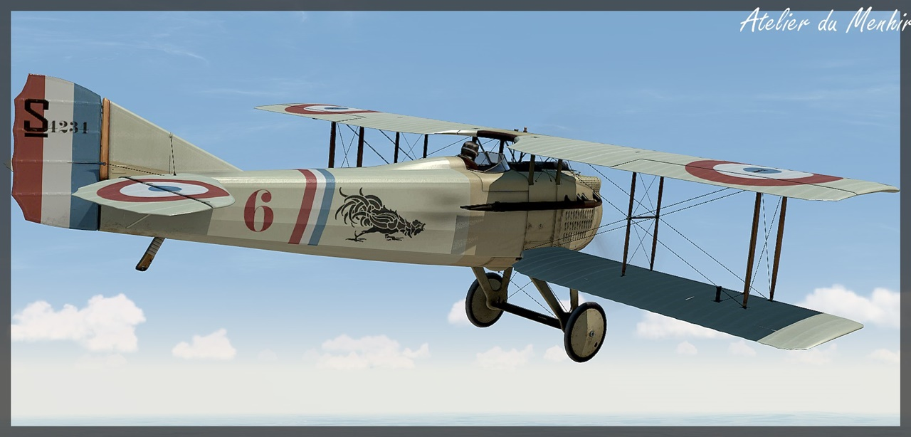 Spad VII C1 (150cv) - (DOWNLOAD) Spad7_N62_06w