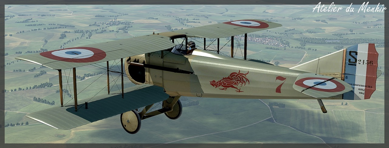 Spad VII C1 (150cv) - (DOWNLOAD) Spad7_N62_07s