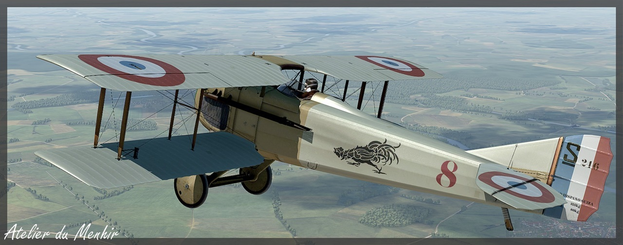 Spad VII C1 (150cv) - (DOWNLOAD) Spad7_N62_08s