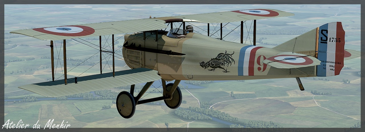 Spad VII C1 (150cv) - (DOWNLOAD) Spad7_N62_09w