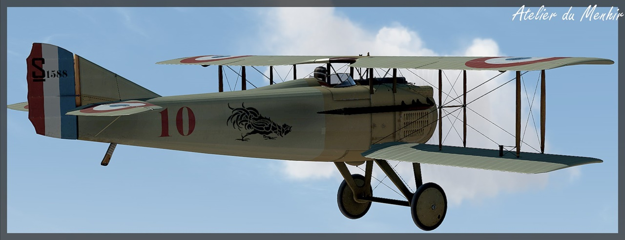 Spad VII C1 (150cv) - (DOWNLOAD) Spad7_N62_10w